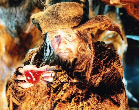 SYLVESTER McCOY - The Hobbit - (3)