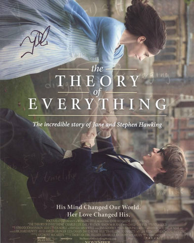 JAMES MARSH - Director - The Theory Of Everything