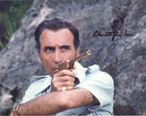 CHRISTOPHER LEE - James Bond - (2)