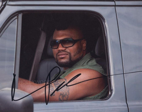 RAMPAGE JACKSON - The A-Team - (2)
