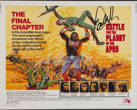 PAUL WILLIAMS - Planet Of The Apes - (2)