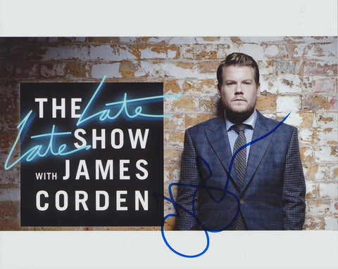 JAMES CORDEN - The Late, Late Show - (2)