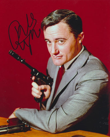 ROBERT VAUGHN - The Man From UNCLE - (3)