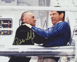 PIERCE BROSNAN & ROBERT CARLYLE - James Bond - Multi-Signed