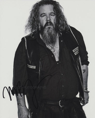 MARK BOONE JUNIOR - Sons Of Anarchy