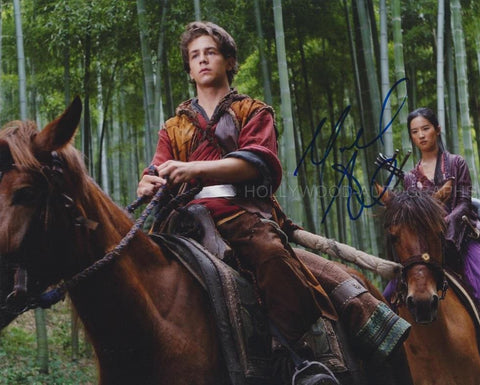 MICHAEL ANGARANO - The Forbidden Kingdom