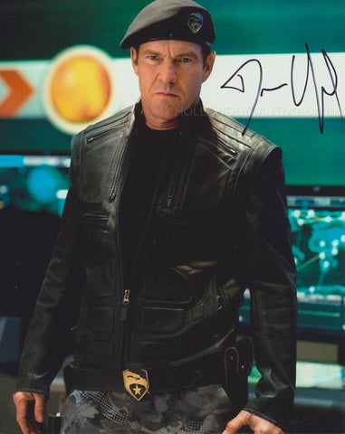 DENNIS QUAID - G.I. Joe - (2)