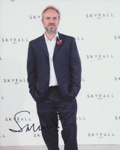 SAM MENDES - Director - James Bond - (4)