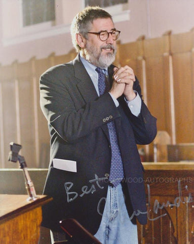 JOHN LANDIS - Hollywood Director and Producer