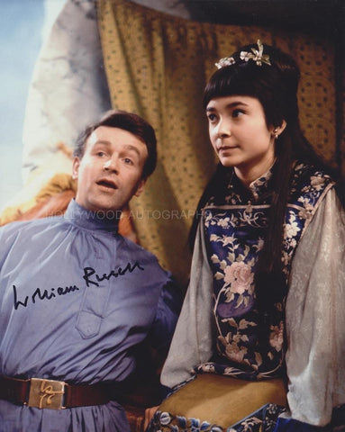WILLIAM RUSSELL - Doctor Who