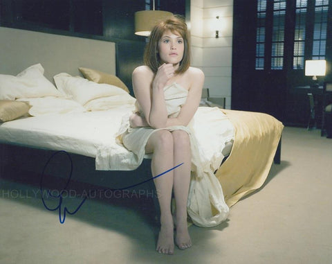 GEMMA ARTERTON - James Bond - (3)