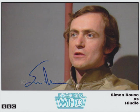 SIMON ROUSE - Doctor Who - (3)