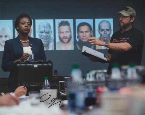 DAVID AYER - Suicide Squad Director