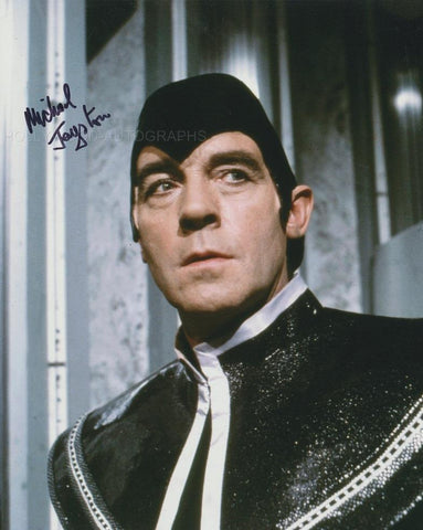 MICHAEL JAYSTON - Doctor Who
