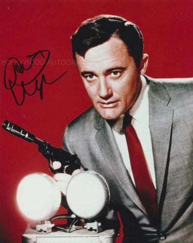 ROBERT VAUGHN - The Man From UNCLE - (6)