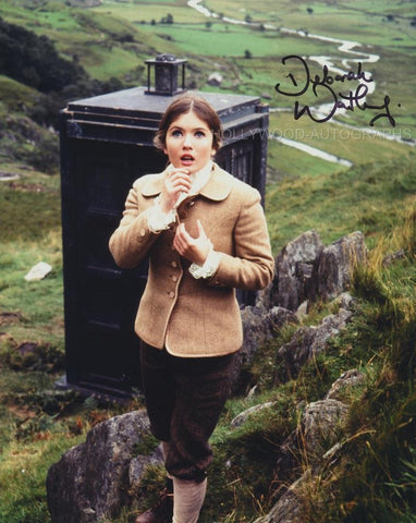 DEBORAH WATLING - Doctor Who