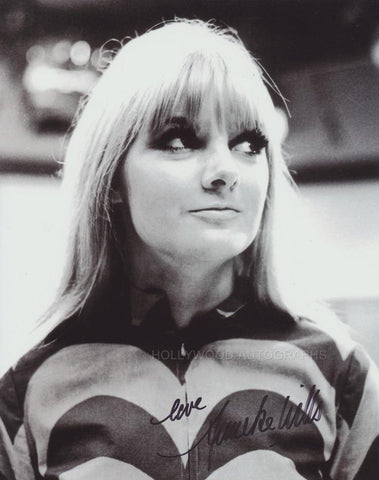 ANNEKE WILLS - Doctor Who