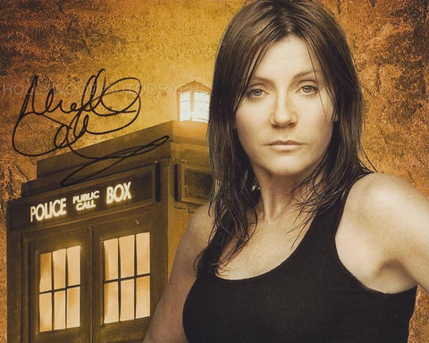 MICHELLE COLLINS - Doctor Who