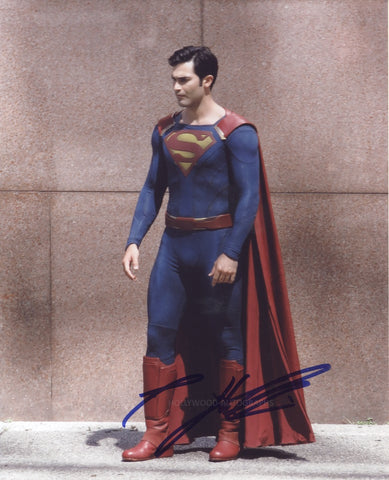 TYLER HOECHLIN - Superman - Supergirl TV Show - (2)