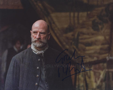 GRAHAM McTAVISH - Outlander