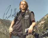 CHARLIE HUNNAM - Sons Of Anarchy - (6)
