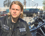 CHARLIE HUNNAM - Sons Of Anarchy - (5)