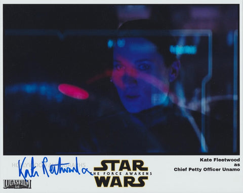 KATE FLEETWOOD - Star Wars: The Force Awakens - (3)