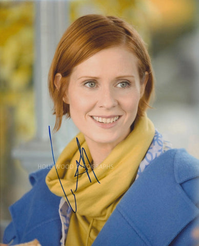 CYNTHIA NIXON - Sex And The City - (4)