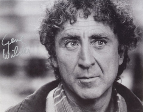 GENE WILDER - Hollywood Legend