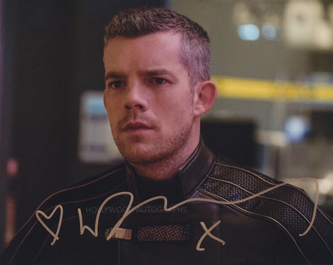 RUSSELL TOVEY - Freedom Fighters: The Ray