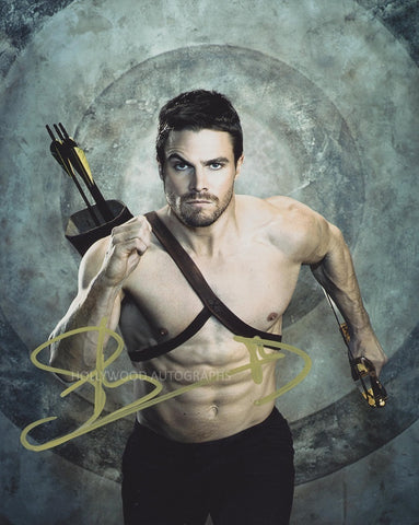 STEPHEN AMELL - Arrow - (4)