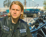 CHARLIE HUNNAM - Sons Of Anarchy - (7)