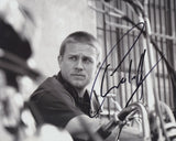 CHARLIE HUNNAM - Sons Of Anarchy - (9)