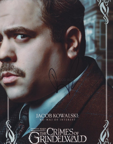DAN FOGLER - Fantastic Beasts And Where To Find Them