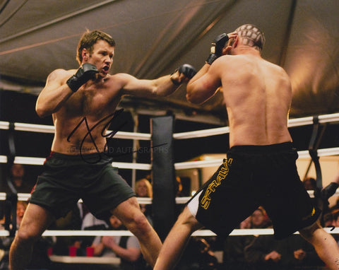 JOEL EDGERTON - The Warrior - (5)