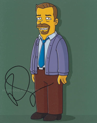 RICKY GERVAIS - The Simpsons