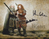 JOHN CALLEN & PETER HAMBLETON - The Hobbit - Multi-Signed
