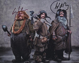 STEPHEN HUNTER & WILLIAM KIRCHER - The Hobbit - Multi-Signed
