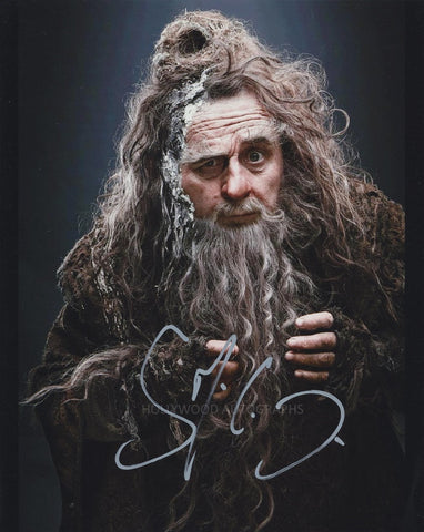 SYLVESTER McCOY - The Hobbit