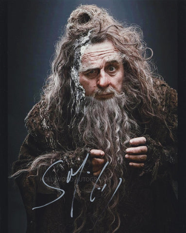 SYLVESTER McCOY - The Hobbit - (2)