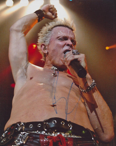 BILLY IDOL - (2)