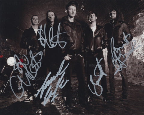 "THE GALLOWS - Multi-Signed - 8"" x 11"""