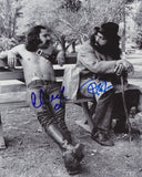 CHEECH & CHONG - Dual Signed Photo