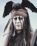 JOHNNY DEPP - The Lone Ranger - (4)
