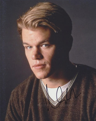 MATT DAMON - (03)