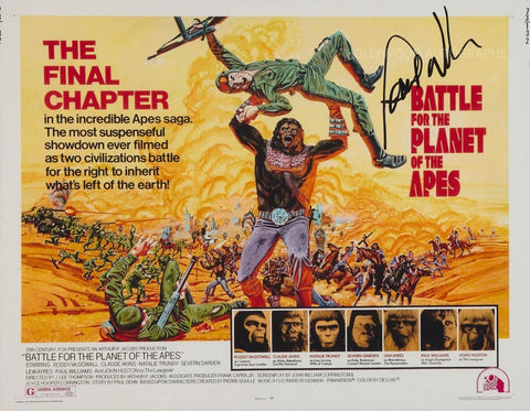 PAUL WILLIAMS - Planet Of The Apes