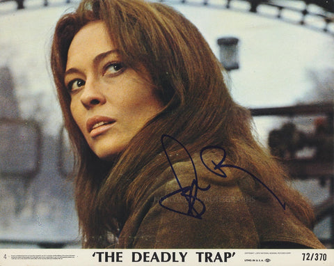 FAYE DUNAWAY - The Deadly Trap