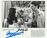 THANDIE NEWTON & DOUGRAY SCOTT - Mission Impossible II - Multi-Signed