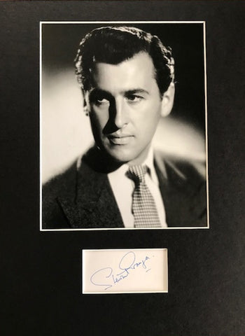 STEWART GRANGER - Hollywood Legend