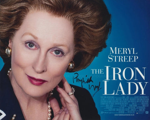 PHYLLIDIA LLOYD -The Iron Lady